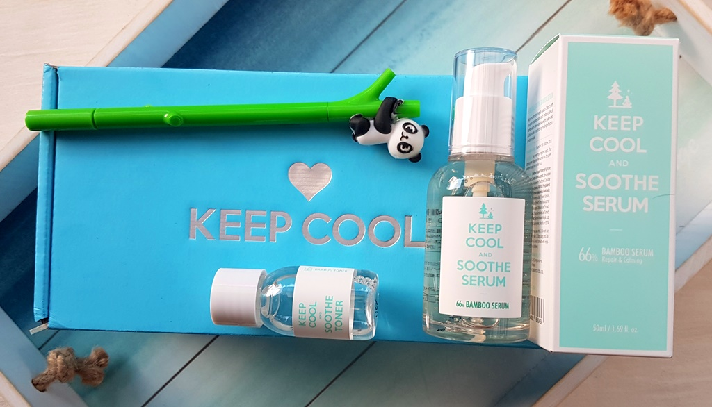 Keep Cool Soothe Gift Pack