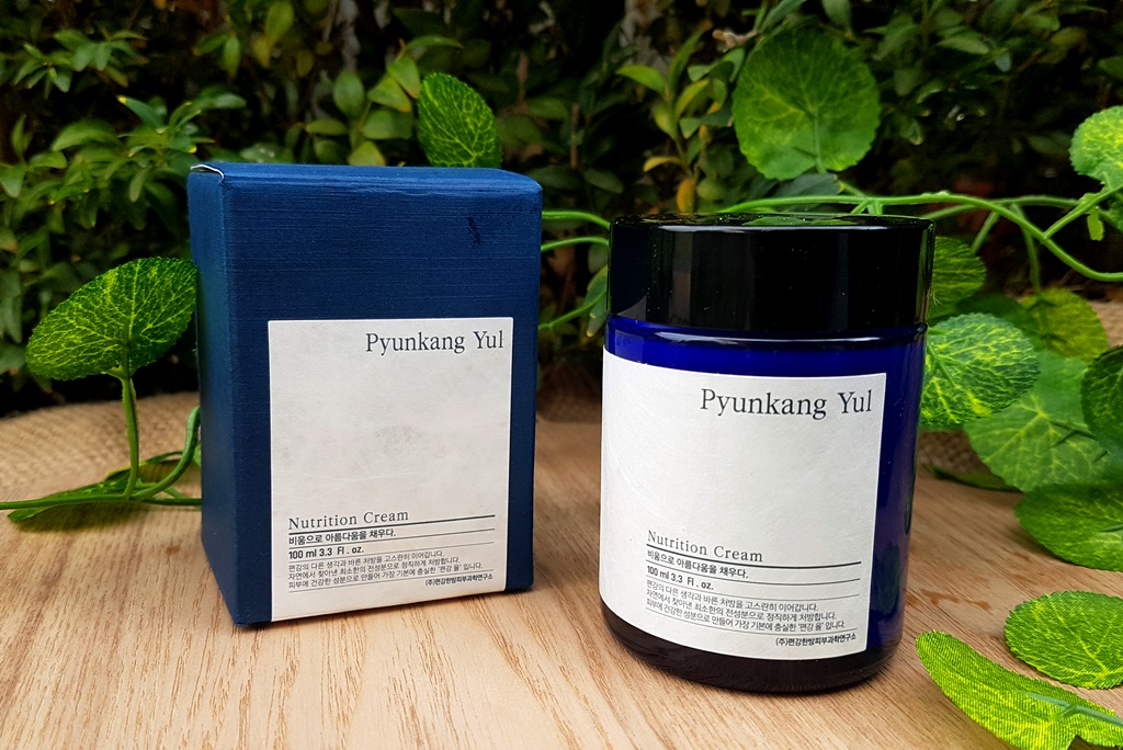 Pyunkang Yul Nutrition Cream packaging