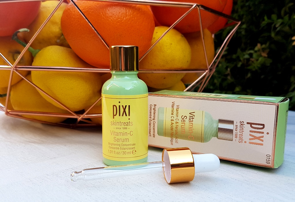 Pixi Vitamin C Serum Packaging