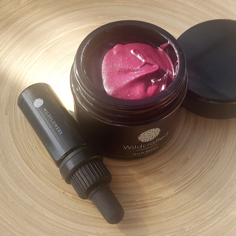 Wildcrafted Organics Wild Berry Masque Appearance