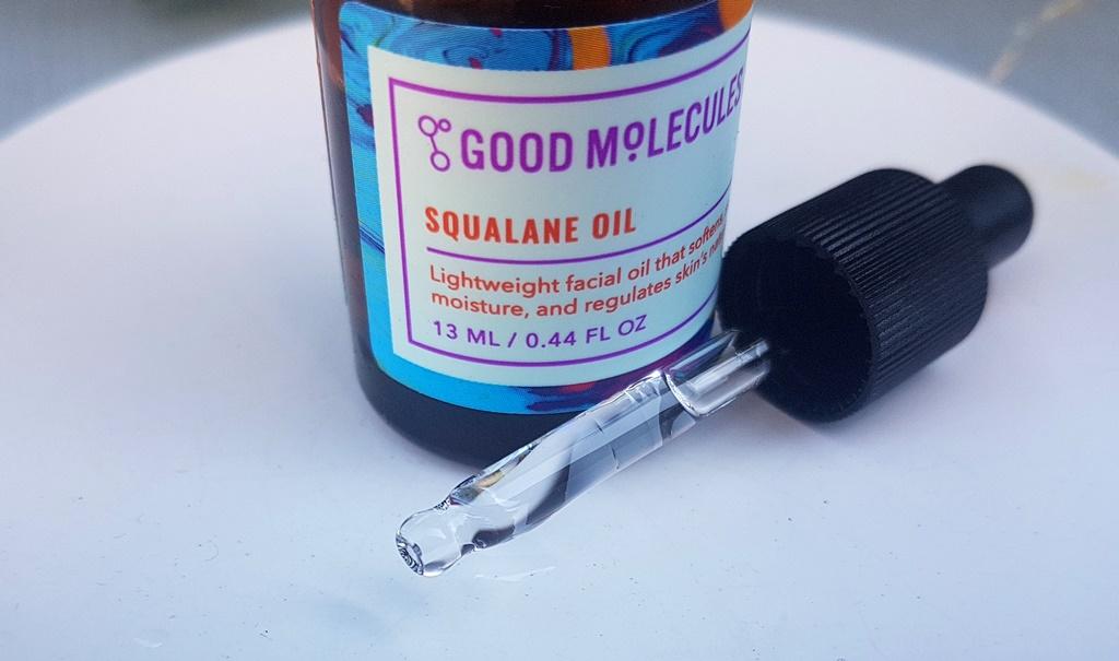 Good Molecules Squalane Oil