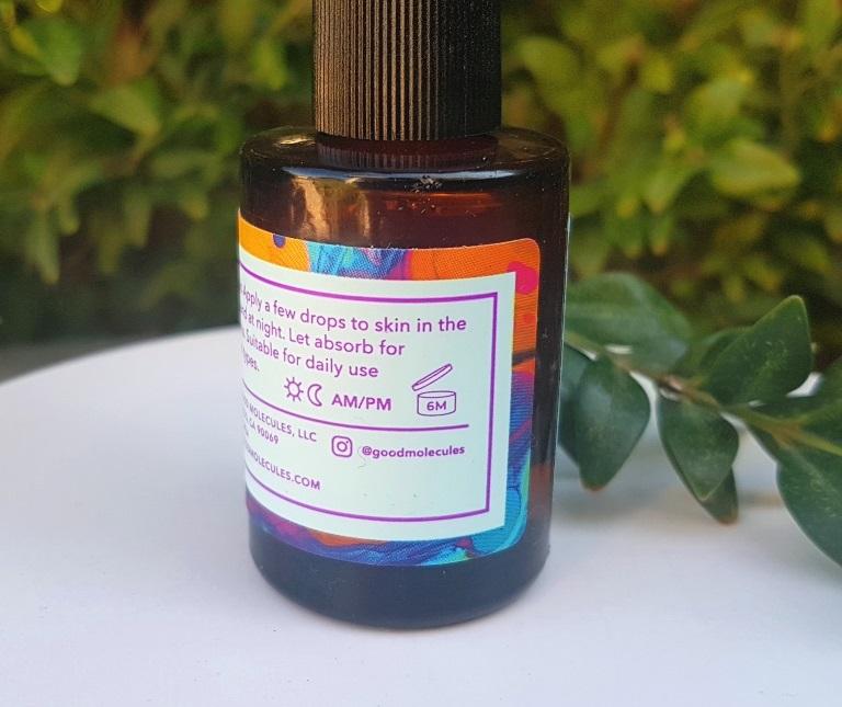 Good Molecules Squalane Oil Expiry