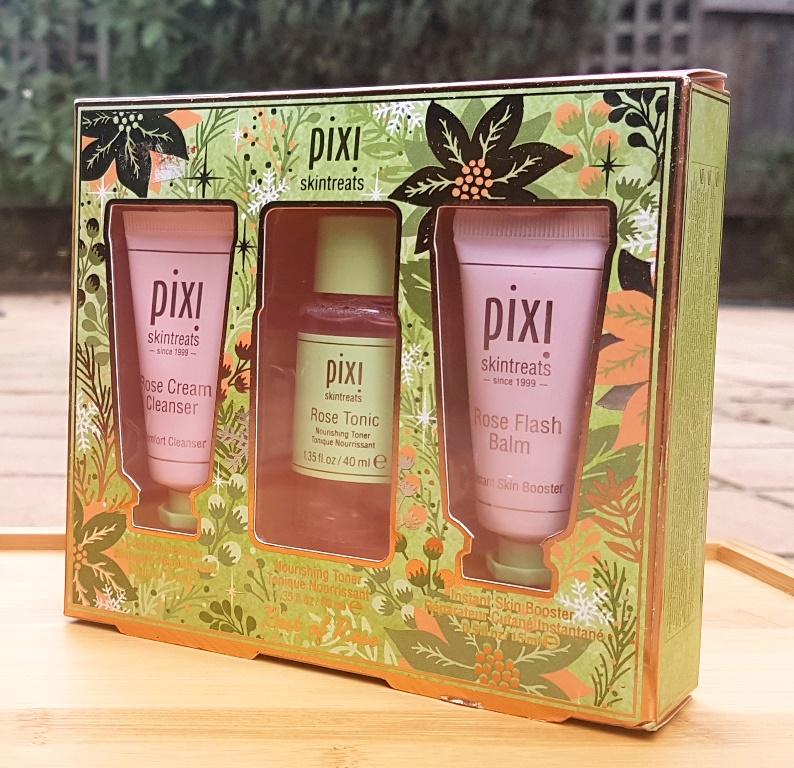 Pixi Rose Tonic Packaging