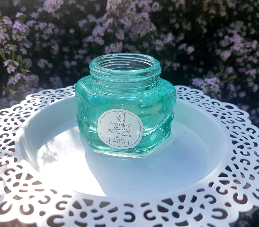 Commleaf Skin Relief Moisture Cream