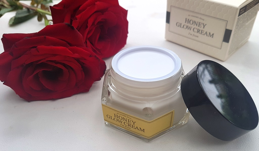 I'm From Honey Glow Cream Packaging