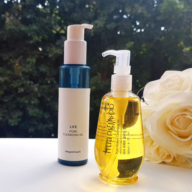 Examples of Cleansing Oils
