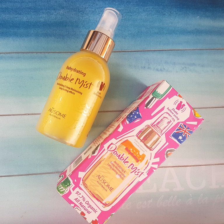 Ausome Rehydrating Double Mist