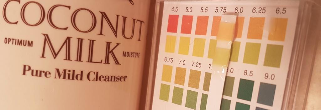 Neogen Coconut Milk Pure Mild Cleanser pH