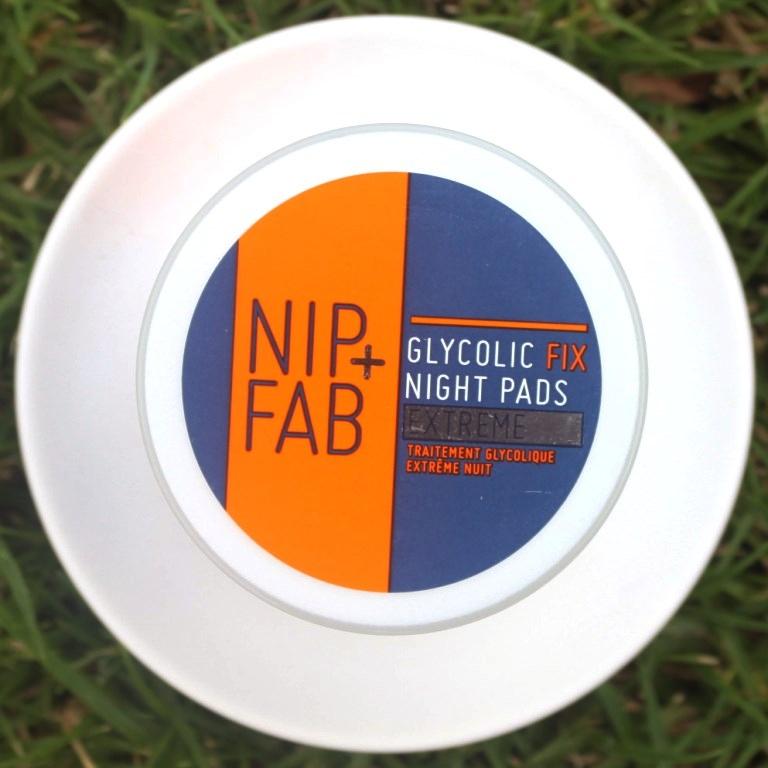 Nip+Fab Glycolic Fix Night Pads (Extreme)