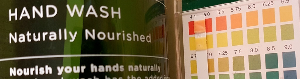Olive Oil Skincare Company Naturally Nourished Hand Wash pH