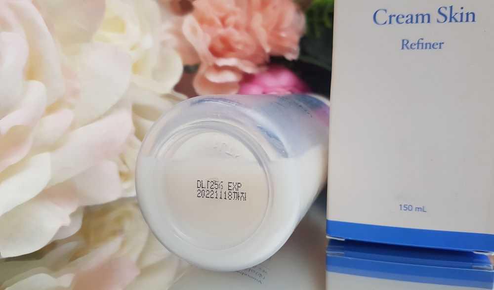 Laneige Cream Skin Refiner Expiry