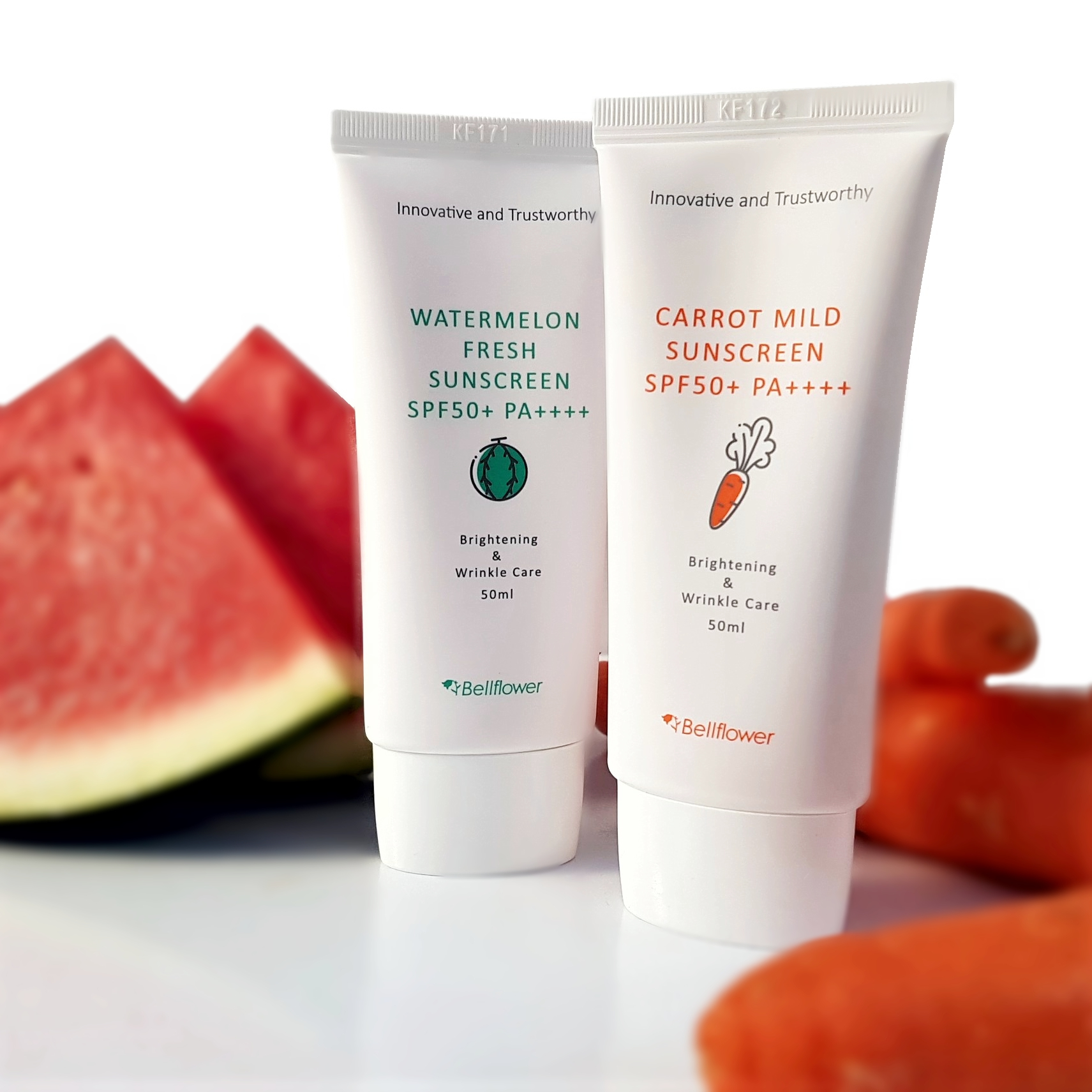 Bellflower Carrot Mild Sunscreen