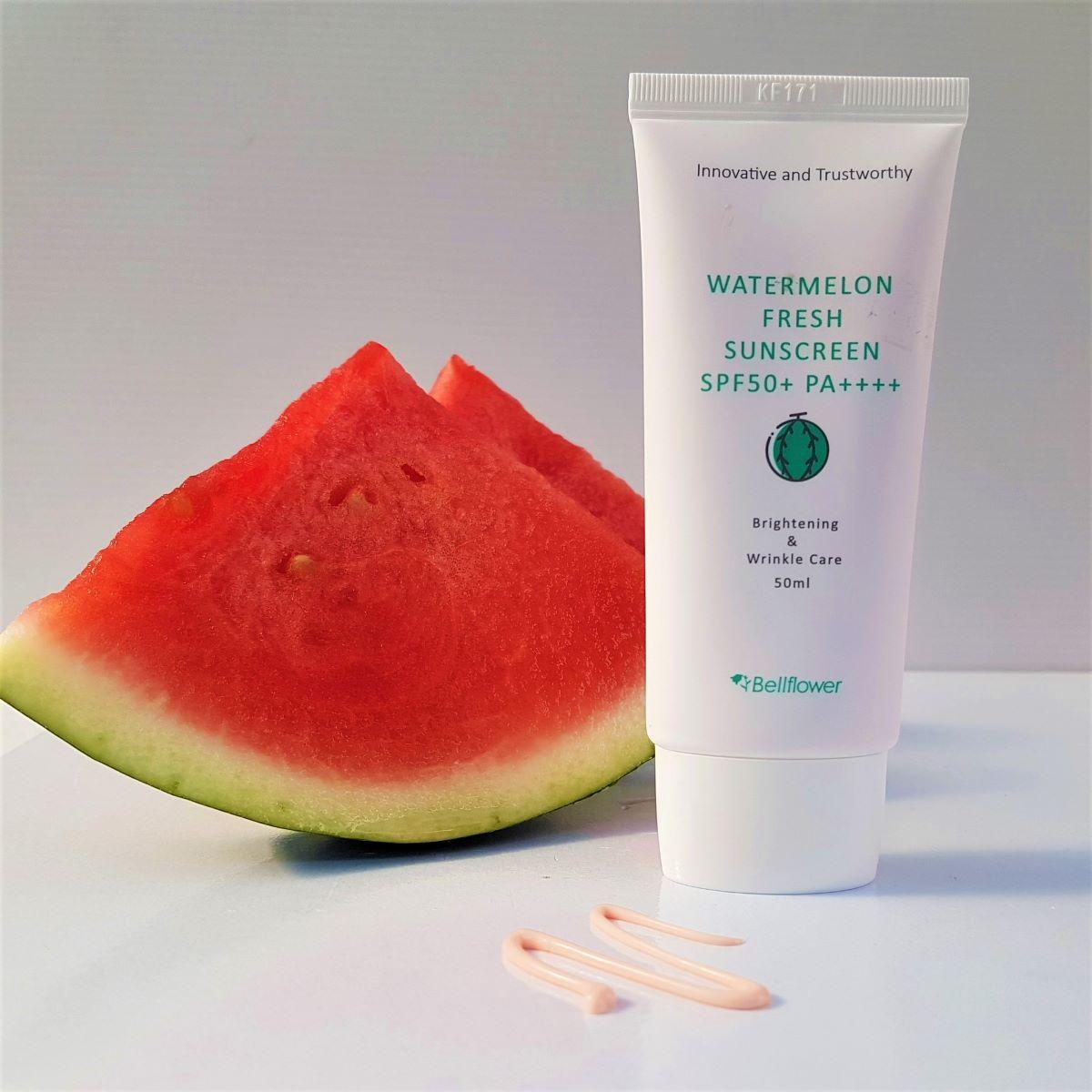 Bellflower Watermelon Fresh Sunscreen
