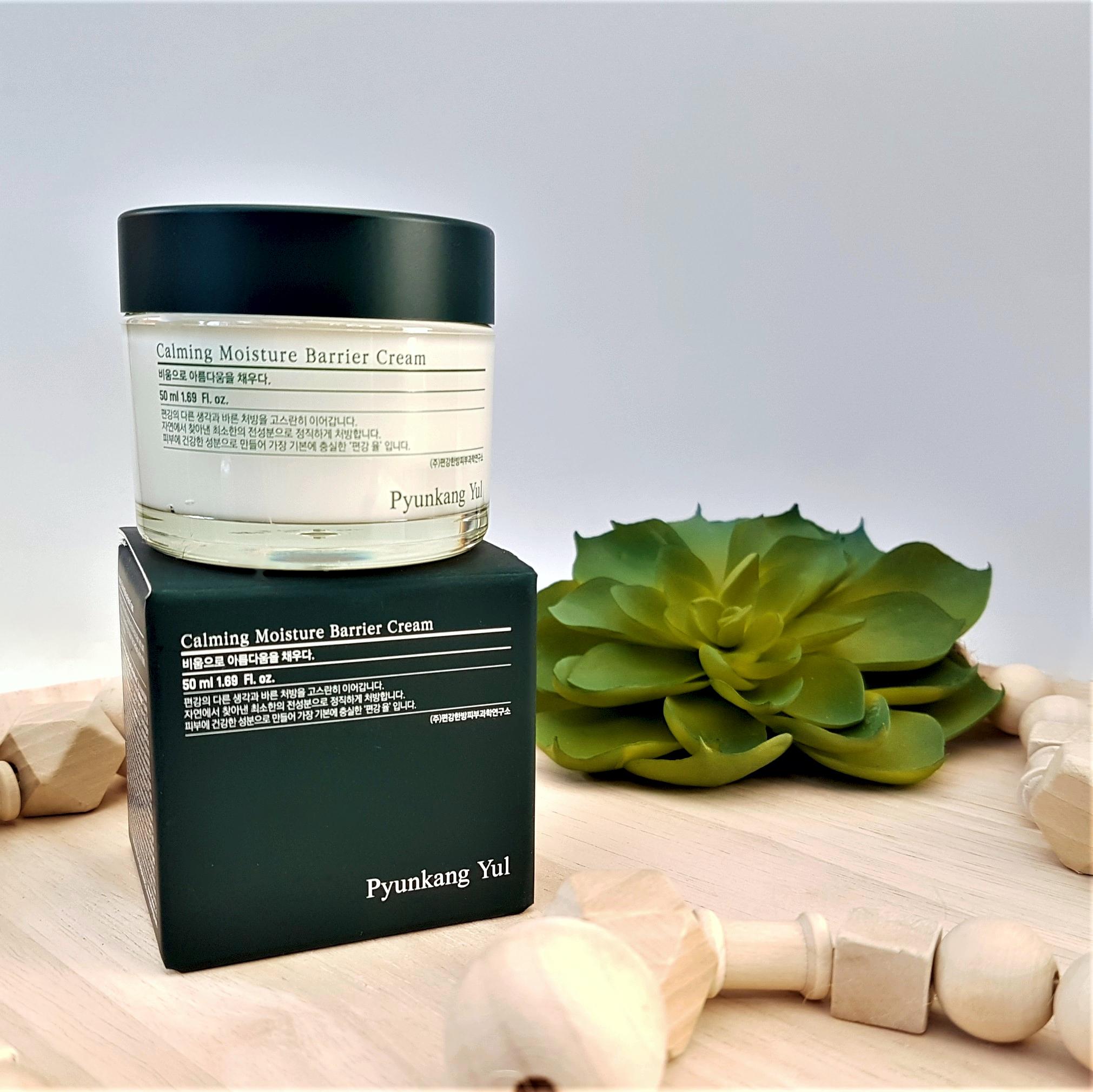 Pyunkang Yul Calming Moisture Barrier Cream Packaging