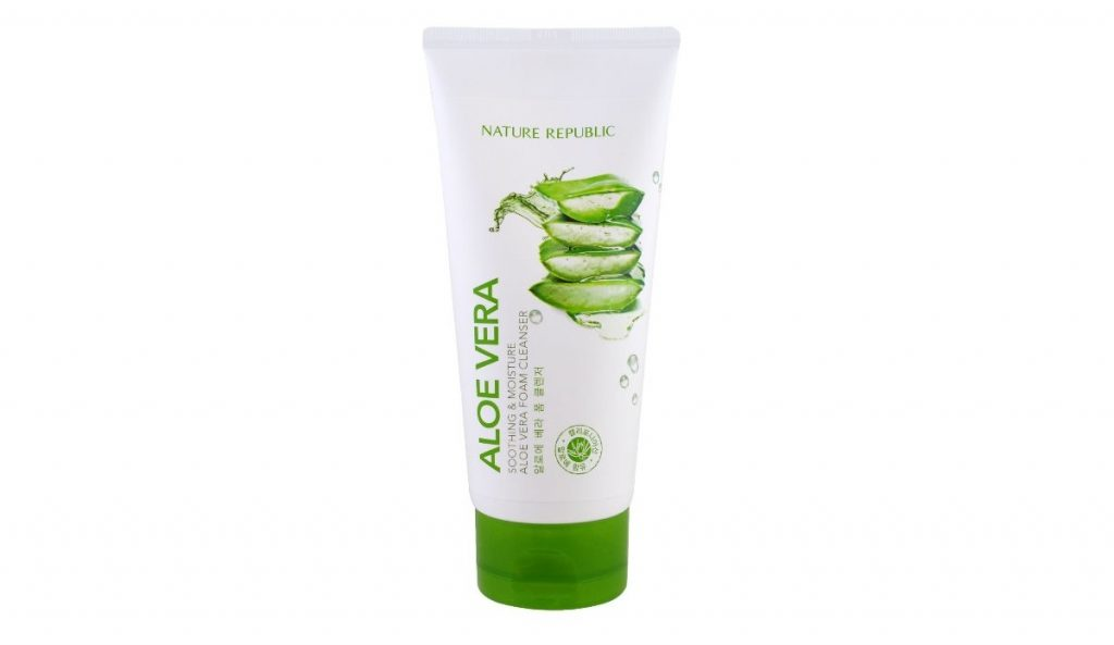 Nature Republic Aloe Vera Cleanser