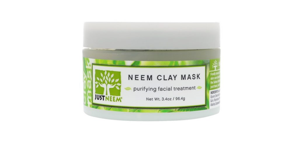 Just Neem Clay Mask