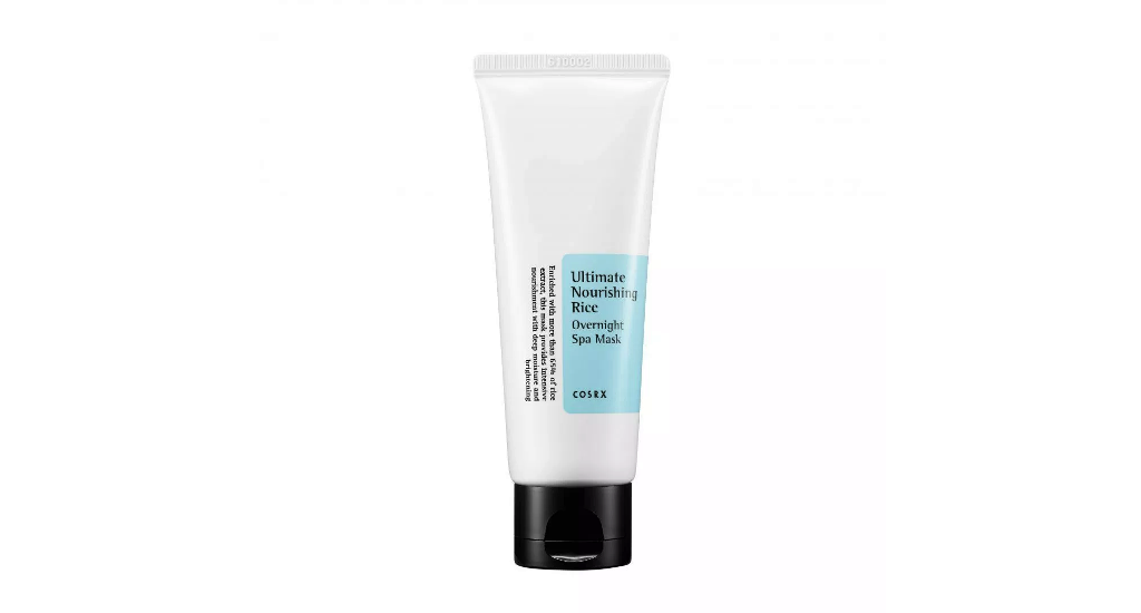 Cosrx Ultimate Moisturising Rice Overnight Spa Mask