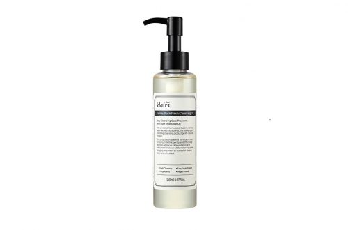 Klairs Gentle Black Fresh Cleansing Oil